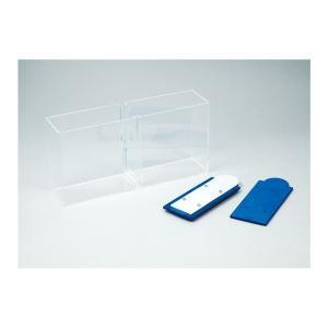 水の対流実験器 nijiiromarket
