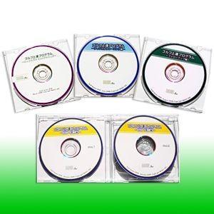 ゴルフ上達プログラム スイング応用セット(全4巻)DVD5枚セット nijiiromarket
