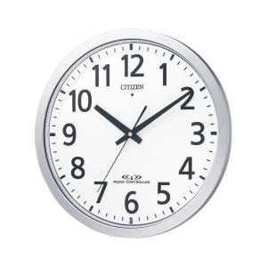 シチズン 掛時計 スペイシーM462 8MY462-019 1個 nijiiromarket