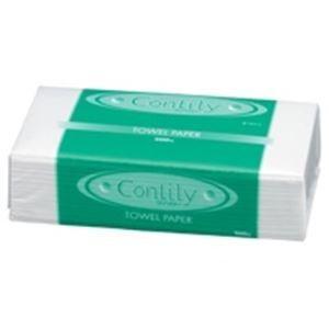 紺屋製紙 ペーパータオル ソフトコンリリー 25個|nijiiromarket