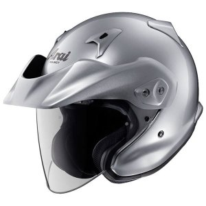 アライ(ARAI) ジェットヘルメット CT-Z アルミナシルバー XL 61-62cm nijiiromarket