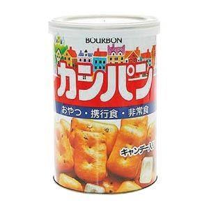 (業務用セット) ブルボン カンパン キャンディー入り カンパン(キャンディー入り) 1缶入 〔×10セット〕|nijiiromarket