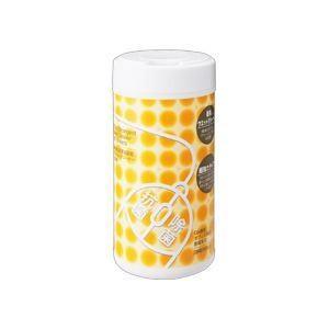(まとめ) TANOSEE 超強力OAクリーナー(最強のOAクリーナー) ボトルタイプ 1個(60枚) 〔×5セット〕|nijiiromarket
