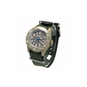 HAMNETT(ハムネット) 時計 HA290191 91 カーキー(ケース) ブラウン(文字盤)|nijiiromarket