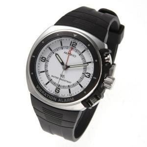マキシオ激振(白)〔腕時計〕 nijiiromarket