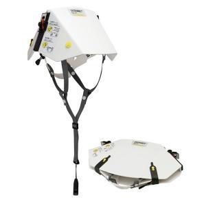 防災用折りたたみ式ヘルメット タタメットBCP|nijiiromarket