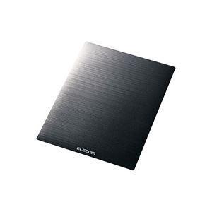 (業務用50セット) エレコム ELECOM マウスパッド ノーマルサイズ黒 MP-118BK|nijiiromarket