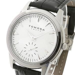 TOMORA TOKYO(トモラトウキョウ) 腕時計 日本製 T-1602-SSWH|nijiiromarket