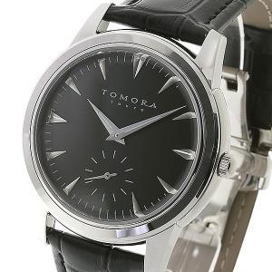 TOMORA TOKYO(トモラトウキョウ) 腕時計 日本製 T-1602-SSBK nijiiromarket