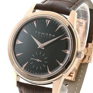 TOMORA TOKYO(トモラトウキョウ) 腕時計 日本製 T-1602-PGBK|nijiiromarket