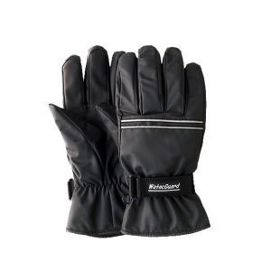 〔エクス〕防水発熱手袋(レディース/ブラック)|nijiiromarket