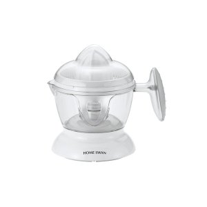 シトラスジューサー/ブレンダー 〔500ml〕 外れるカップ付き 安全設計仕様 柑橘類専用 『HOME SWAN』|nijiiromarket