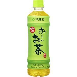 〔まとめ買い〕伊藤園 PETお〜いお茶緑茶525f×48本セット|nijiiromarket