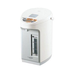 象印 VE電気まほうびん 優湯生3.0L プライムホワイト CV-WA30-WZ 1台 nijiiromarket