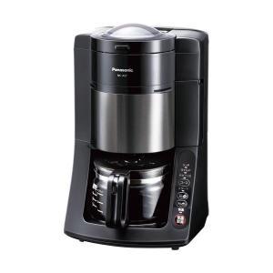 パナソニック 沸騰浄水コーヒーメーカーブラック NC-A57-K 1台|nijiiromarket