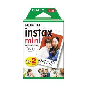 (まとめ)富士フイルム チェキ フィルム10枚×2 INSTAX MINI JP 2〔×10セット〕|nijiiromarket