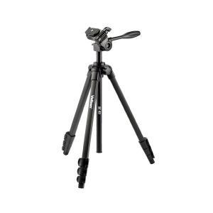 (まとめ)ベルボン 小型4段三脚 M45 ブラック〔×5セット〕|nijiiromarket