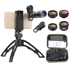 MotionTech スマートフォン用レンズセット MT-AP016|nijiiromarket