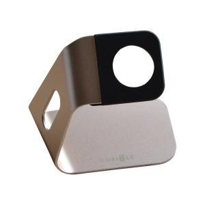 ミヨシ(MCO) Apple Watch用アルミスタンド ゴールド SST-14/GD nijiiromarket