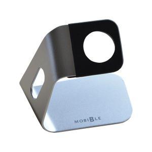 ミヨシ(MCO) Apple Watch用アルミスタンド シルバー SST-14/SL nijiiromarket
