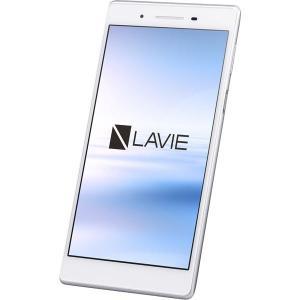 NECパーソナル LAVIE Tab E - TE507/JAW ホワイト nijiiromarket