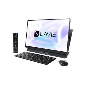 NECパーソナル LAVIE Desk All-in-one - DA370/MAB ファインブラック nijiiromarket