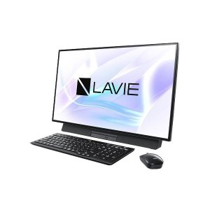 NECパーソナル LAVIE Desk All-in-one - DA500/MAB ファインブラック nijiiromarket