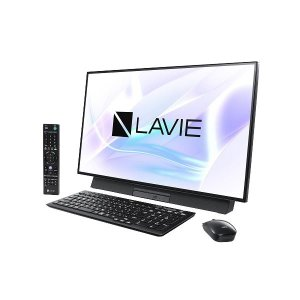 NECパーソナル LAVIE Desk All-in-one - DA970/MAB ファインブラック|nijiiromarket