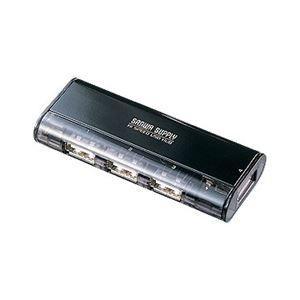 サンワサプライ USB2.0ハブ|nijiiromarket