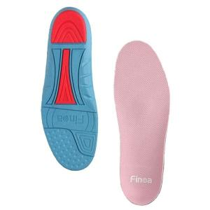 Finoa(フィノア) アーチフィット 女性用インソール M 33032 (靴の中敷き)|nijiiromarket
