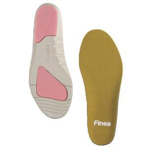 Finoa(フィノア) ライトフィット 女性用インソール M 33112 (靴の中敷き)|nijiiromarket