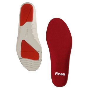Finoa(フィノア) ウォーキング 女性用インソール M 33122 (靴の中敷き)|nijiiromarket