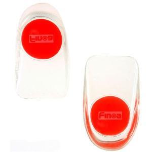 Finoa(フィノア) ヒールカップ 女性用インソール ( 〜 24.5 cm ) 33132 (靴の中敷き)|nijiiromarket