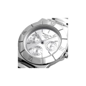 Alessandra Olla アレサンドラオーラ 腕時計 マルチファンクション レディースウォッチ AO-900-2 シルバー|nijiiromarket