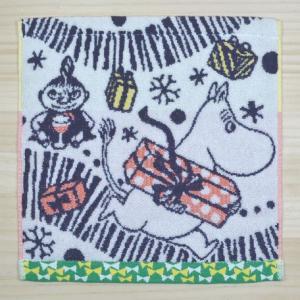 【ムーミン】 タオルハンカチ ムーミンからのプレゼント はんかち MOOMIN nijiiromarket