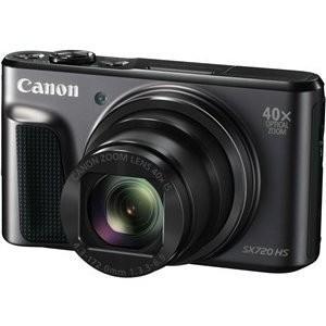 キヤノン デジタルカメラ SX720 HS ブラック PSSX720HS(BK) PowerShot パワーショット nijiiromarket