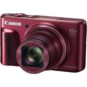 キヤノン デジタルカメラ SX720 HS レッド PSSX720HS(RE) PowerShot パワーショット nijiiromarket
