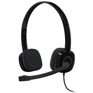 ロジクール ステレオヘッドセットLogicool Stereo Headset H151 H151R...