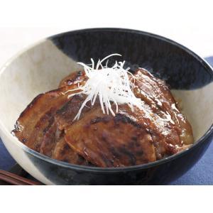 【説明文】 北海道産の豚肉に甘辛のタレが絡み合い、ご飯との相性も良く合います。アツアツごはんの上に温...