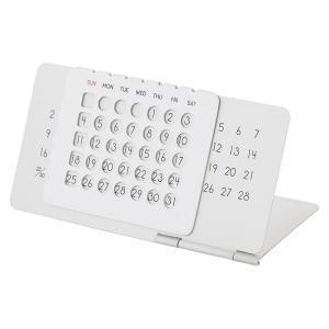 【説明文】 毎月スライドするだけで毎年使用できるアルミ万年カレンダー。  【セット内容】 本体(約1...