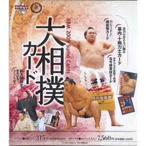 ■セール■BBM 2009 大相撲カード|niki
