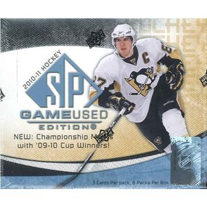 NHL 2010/2011 SP GAME-USED EDITION|niki