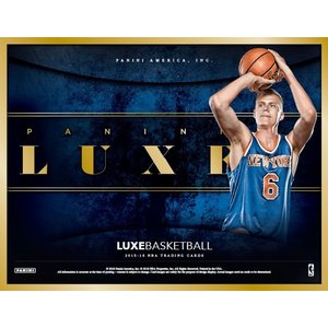 NBA 2015/2016 PANINI LUXE BASKETBALL BOX|niki