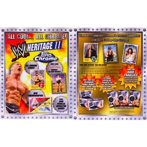 ■セール■WWE HERITAGE 2 CHROME|niki
