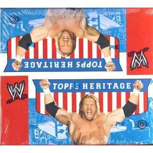 WWE TOPPS HERITAGE 4|niki