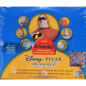 DISNEY TREASURES PIXER|niki