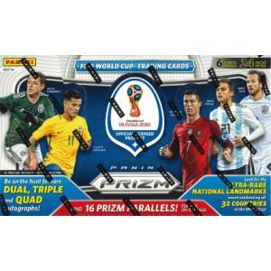 2018 PANINI PRIZM FIFA WORLD CUP SOCCER BOX|niki