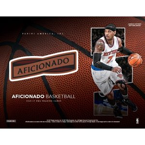 NBA 2016/2017 PANINI AFICIONADO BASKETBALL BOX|niki