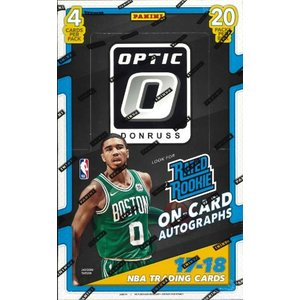 NBA 2017/2018 DONRUSS OPTIC BASKETBALL HOBBY BOX|niki