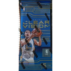 NBA 2015/2016 PANINI CLEAR VISION BASKETBALL BOX|niki